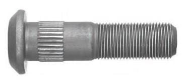 Serrated Wheel Studs