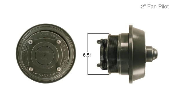 104965X-Remanufactured Fan Clutch-Bendix (Core Deposit    $225  Included in Price), (product_type), (product_vendor) - Nick's Truck Parts