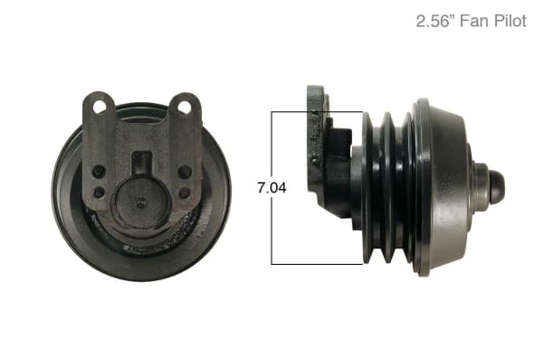 108696GTN-Remanufactured Fan Clutch-Bendix to GoldTop Conversion (Core Deposit    $225 Included in Price), (product_type), (product_vendor) - Nick's Truck Parts
