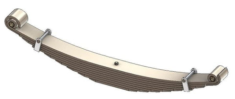 13-302-Front Leaf Spring-Autocar, (product_type), (product_vendor) - Nick's Truck Parts