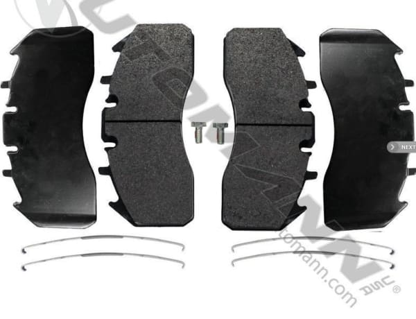 141.D1311SD-Air Disc Brake Pads Severe Duty (FMSI 8917 D1690  &  8426-D1311), (product_type), (product_vendor) - Nick's Truck Parts