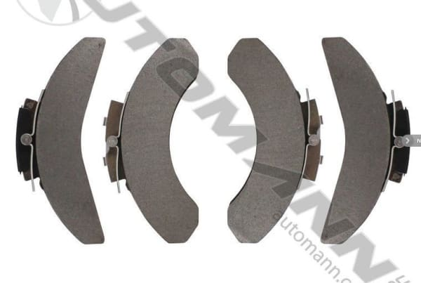 141.D268SD-Air Disc Brake Pads Severe Duty, (product_type), (product_vendor) - Nick's Truck Parts