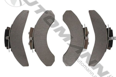 141.D268SD - Air Disc Brake Pads Severe Duty - brake pad