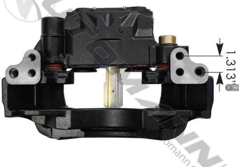 158.K081257-Air Disc Brake Caliper with Carrier ADB22XV, (product_type), (product_vendor) - Nick's Truck Parts