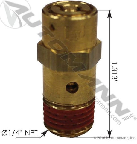 170.800155- ST4 Type Safety Valve - Safety - valve