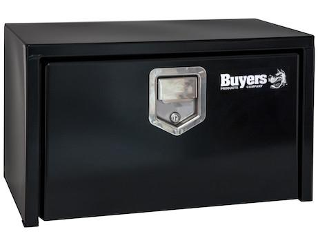 Buyers-1702105-18 in. X 18 in. X 36 in. Black Steel Underbody, (product_type), (product_vendor) - Nick's Truck Parts