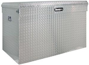 Buyers-1712110-Jumbo Aluminum Chest-24 X 24 X 49, (product_type), (product_vendor) - Nick's Truck Parts