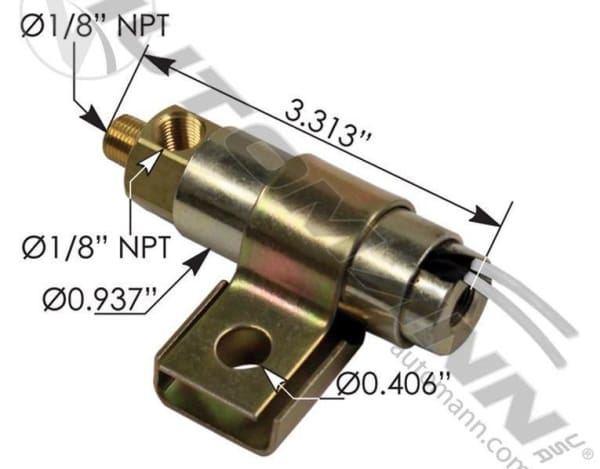 173.1102-Solenoid Air Valve, (product_type), (product_vendor) - Nick's Truck Parts