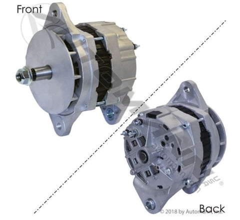178.22SI-145AJ-Alternator 22 SI 145 Amp J Mount, (product_type), (product_vendor) - Nick's Truck Parts