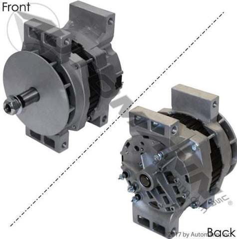 178.22SI-145AP- Alternator 22SI Type 145 AMP Pad Mount, (product_type), (product_vendor) - Nick's Truck Parts
