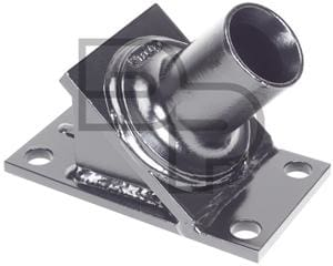 338-2188- Chalmers  Torque Rod Frame Bracket, (product_type), (product_vendor) - Nick's Truck Parts
