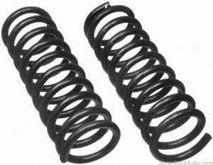 350-1204 - Super-Duty Front Coil Spring Set, (product_type), (product_vendor) - Nick's Truck Parts