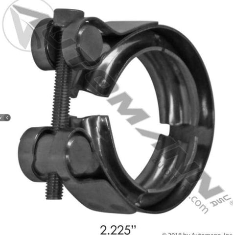 561.29225 - V-Band Clamp, (product_type), (product_vendor) - Nick's Truck Parts