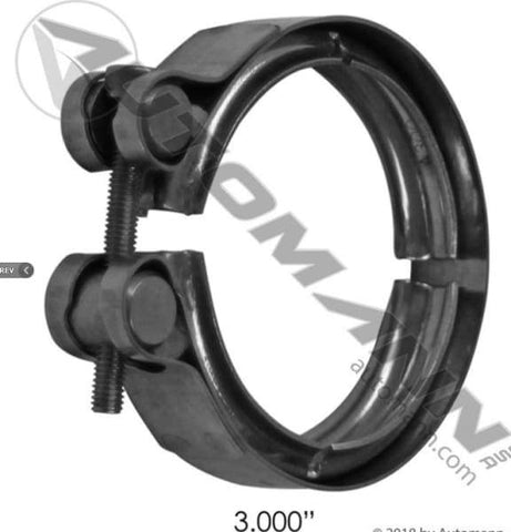 561.29300 - V-Band Clamp, (product_type), (product_vendor) - Nick's Truck Parts