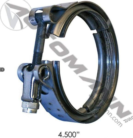 561.29450A-B-V-Band Clamp Breeze, (product_type), (product_vendor) - Nick's Truck Parts