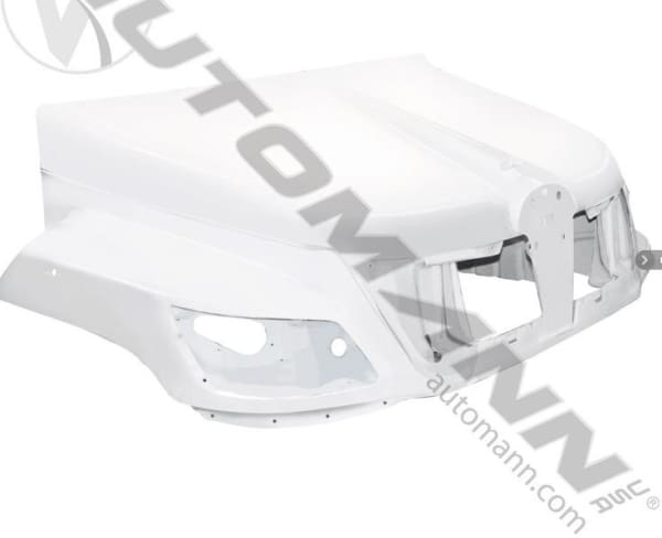 564.540160B-Hood Hino, (product_type), (product_vendor) - Nick's Truck Parts