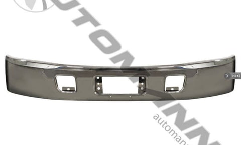 564.54022C-Bumper Chrome Hino, (product_type), (product_vendor) - Nick's Truck Parts