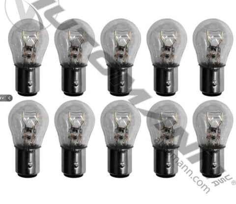 571.LB1157-Miniature Bulb 1157  (Qty of 10), (product_type), (product_vendor) - Nick's Truck Parts