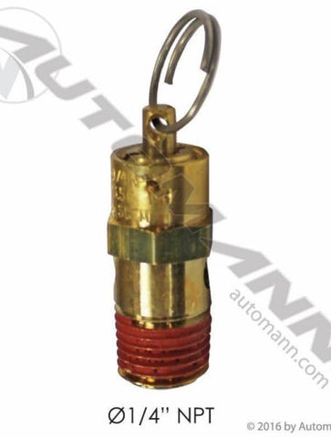 572.1033- Fuel Line Crossover Safety Valve - Safety - valve