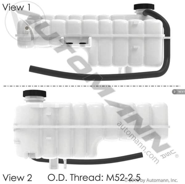 575.1071-Coolant Reservoir GM, (product_type), (product_vendor) - Nick's Truck Parts