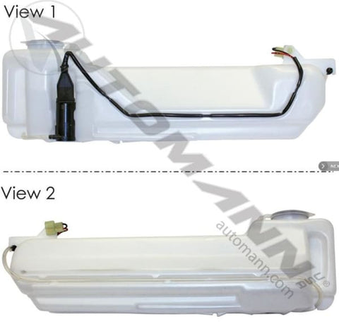 575.1075 - Washer Fluid Reservoir Hino - reservoir