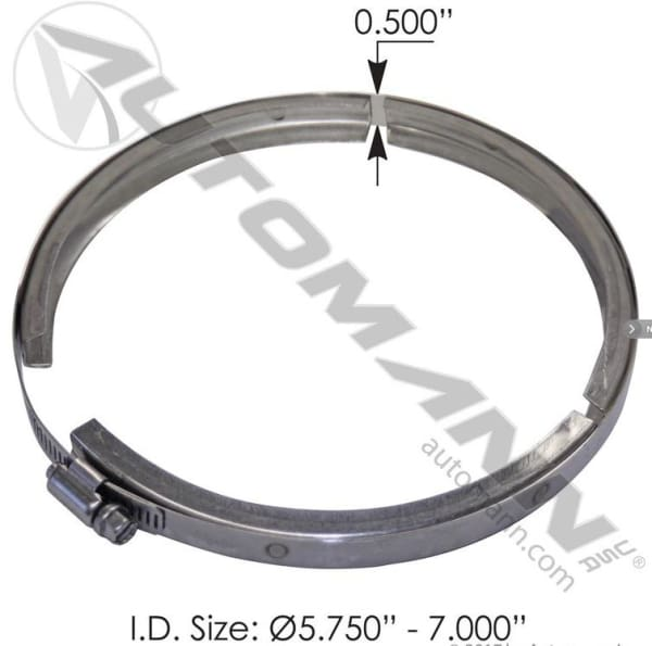 575.1078.3-Power Steering Reservoir Clamp, (product_type), (product_vendor) - Nick's Truck Parts
