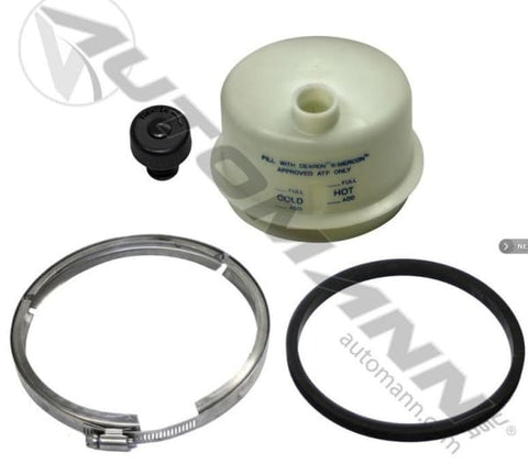 575.1078CK - Power Steering Reservoir Cover Kit - reservoir