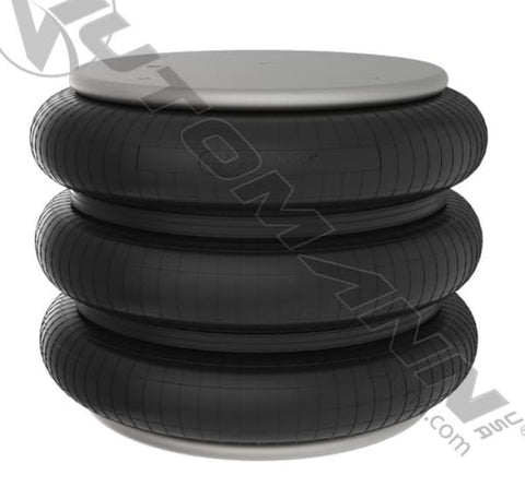 7798 - Air Spring - Triple Convoluted, (product_type), (product_vendor) - Nick's Truck Parts