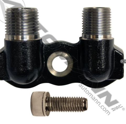 830.31701 - AC Compressor Manifold FLX Type, (product_type), (product_vendor) - Nick's Truck Parts