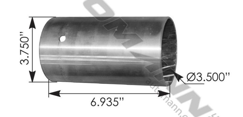 A758-  Trunnion Bushing Mack, (product_type), (product_vendor) - Nick's Truck Parts