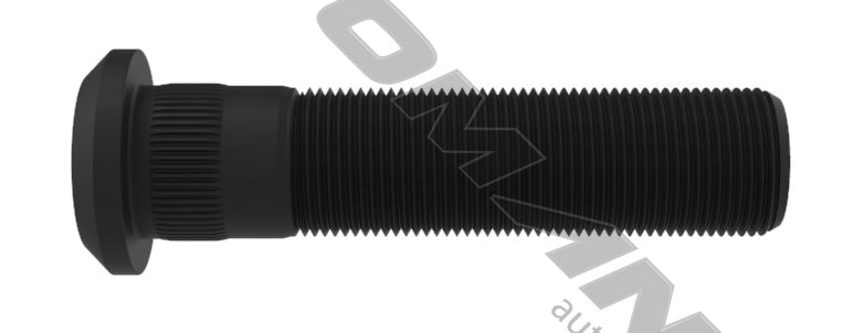 E-9837-Metric Serrated Stud, (product_type), (product_vendor) - Nick's Truck Parts