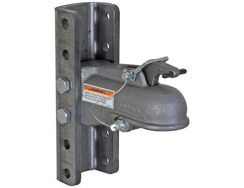 Buyers-0091555-Adjustable Tongue 2-5/16 in. Cast Coupler with  5 Position Channel, (product_type), (product_vendor) - Nick's Truck Parts