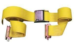 Buyers-01070-2 in. X 12' Cambuckle Strap with  E-Track Fitting, (product_type), (product_vendor) - Nick's Truck Parts