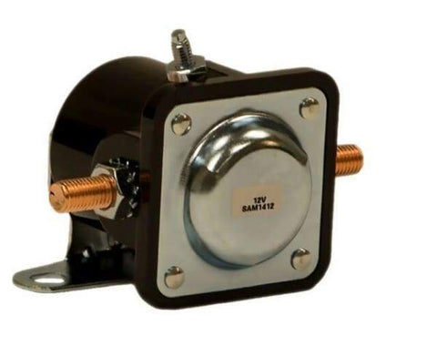 Buyers-1304819-Curtis 12V Solenoid, (product_type), (product_vendor) - Nick's Truck Parts