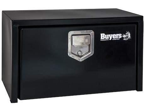 Buyers-1702100-18 in. X 18 in. X 24 in. Black Steel Underbody, (product_type), (product_vendor) - Nick's Truck Parts