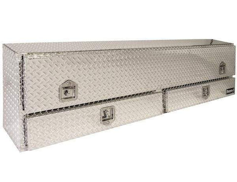 Buyers-1705641-21 X 13.5/10 X 72  Contractor Style TopSide Toolbox, (product_type), (product_vendor) - Nick's Truck Parts