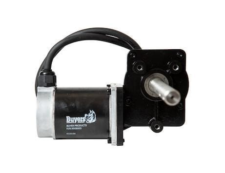 Buyers-3006833-Replacement Extended Chute Spinner Gear Motor For SaltDogg® SHPE Series Spreaders, (product_type), (product_vendor) - Nick's Truck Parts