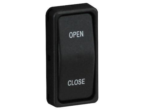 Buyers-3014187-12 Volt Double Momentary Open/Close Rocker Switch Only, (product_type), (product_vendor) - Nick's Truck Parts