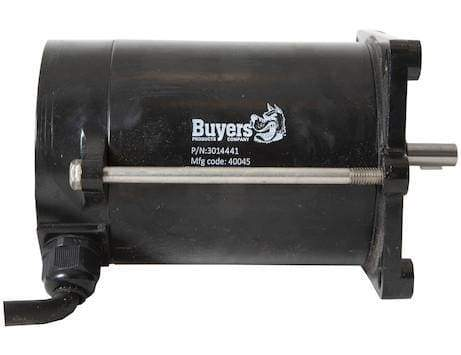 Buyers-3014441-Replacement .5 HP Spinner Motor For SaltDogg® TGSUVPROA, TGS01B And TGS05B Spreaders, (product_type), (product_vendor) - Nick's Truck Parts
