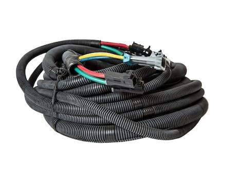 Buyers-3016944-Replacement Main Wire Harness With 2-Pin Spinner Connector For SaltDogg® Spreaders, (product_type), (product_vendor) - Nick's Truck Parts