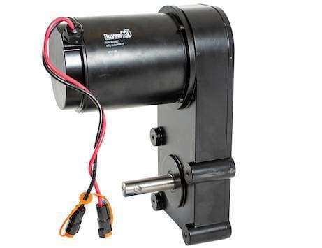Buyers-3024575-Replacement 12VDC .75 HP Auger Gear Motor For SaltDogg® PRO And 1400 Series Spreaders, (product_type), (product_vendor) - Nick's Truck Parts