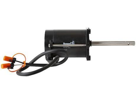 Buyers-3030907-Replacement .5 HP 12 VDC Spinner Motor For SaltDogg® PRO Series Spreaders, (product_type), (product_vendor) - Nick's Truck Parts