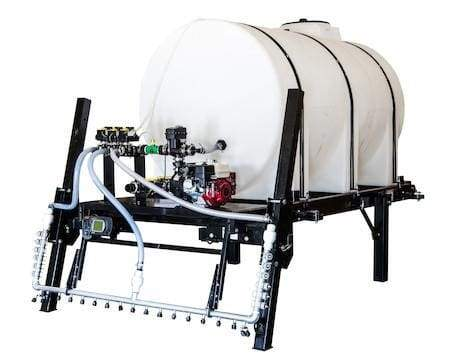 Buyers-6191611-SALTDOGG 1065 Gallon Gas-Powered Anti-Ice System With Three-Lane Spray Bar, (product_type), (product_vendor) - Nick's Truck Parts