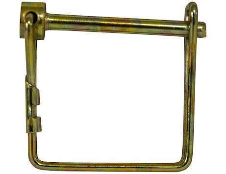 Buyers-66073-Yellow Zinc Plated Snapper Pin-1/2 Inch Diameter X 2-1/2 Inch Usable With Handle, (product_type), (product_vendor) - Nick's Truck Parts