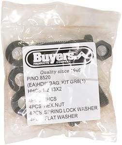 Buyers-8620-Mounting Fastener Kit For BP100A/BP200, (product_type), (product_vendor) - Nick's Truck Parts