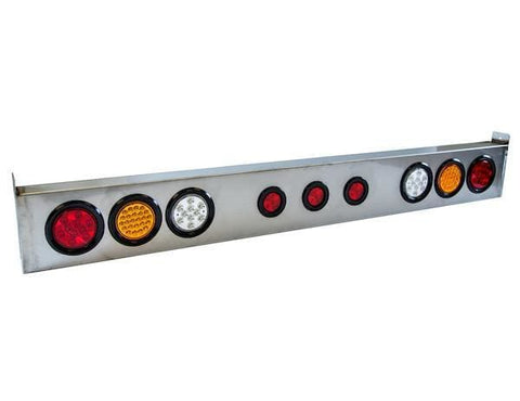 Buyers-8891166-66 Inch LED Light Bar Kit With Reverse Lights, (product_type), (product_vendor) - Nick's Truck Parts