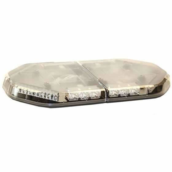 Buyers-8893024-Hex. Amber LED Modular Lightbar, 12V, 24in., (product_type), (product_vendor) - Nick's Truck Parts