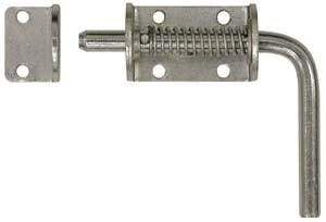 Buyers-B2595LKB-1/2in. Spring Latch Assy. with Keeper, (product_type), (product_vendor) - Nick's Truck Parts