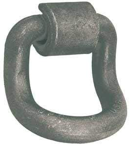 Buyers-B5055-Forged Lashing Ring (55 DEG.) with Mount-3-1/2 in. X 3 in., (product_type), (product_vendor) - Nick's Truck Parts