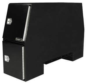 Buyers-BP855524B-55 X 24 X 85  Black Steel BackPack Toolbox, (product_type), (product_vendor) - Nick's Truck Parts